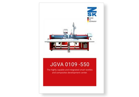 Offer for JGVA 0109-550 Triple Head Technical Embroidery System