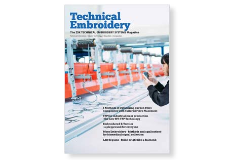 ZSK Technical Embroidery Magazine