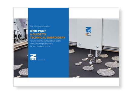 ZSK Whitepaper - A Guide to Technical Embroidery
