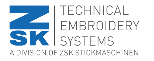 Logo ZSK TECHNICAL EMBROIDERY SYSTEMS