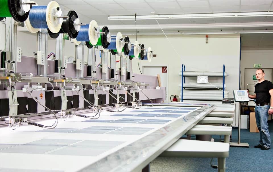EMBRO Tech - Spezialist for Smart Textiles
