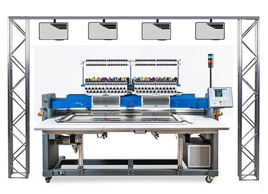 EPS Project – ZSK Stickmaschinen