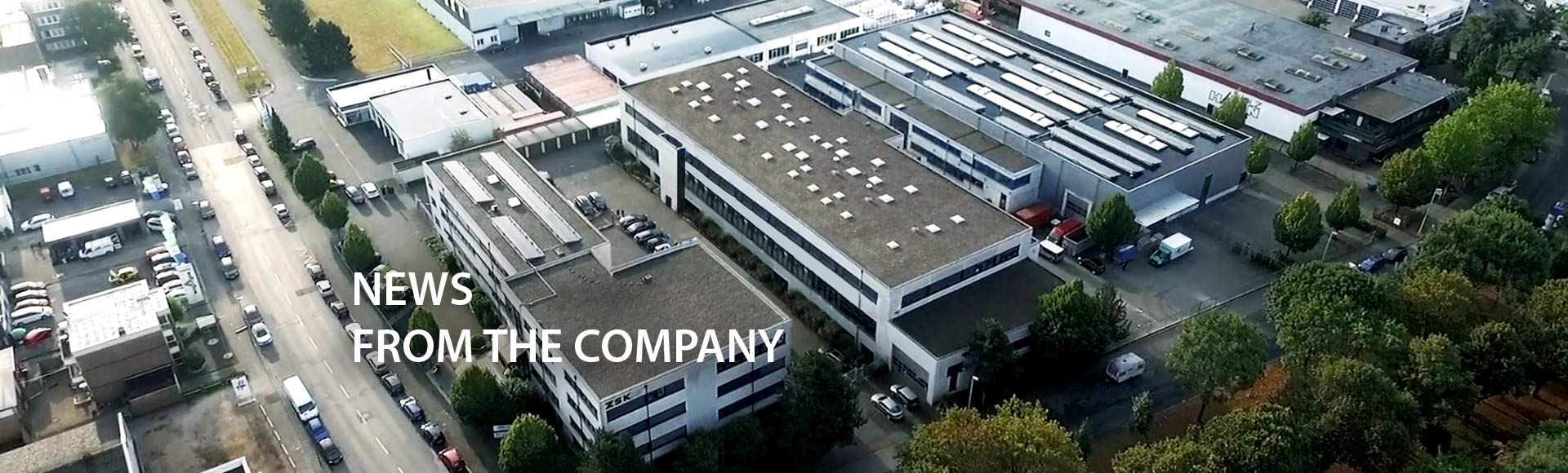 ZSK STICKMASCHINEN - News from the company