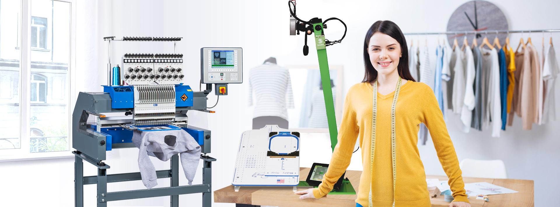 Small Business – Stickmaschinen