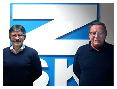 Joachim Flassenberg und Walter Biegelbauer gehen in den Ruhestand