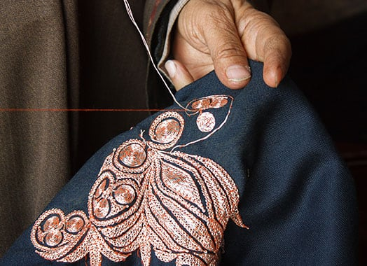 Art of Embroidery India