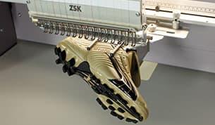 Schuhe – ZSK Stickmaschinen