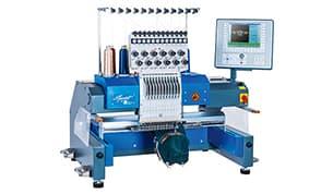 Sprint 6 – ZSK Stickmaschinen