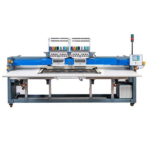 RACER – ZSK Stickmaschinen