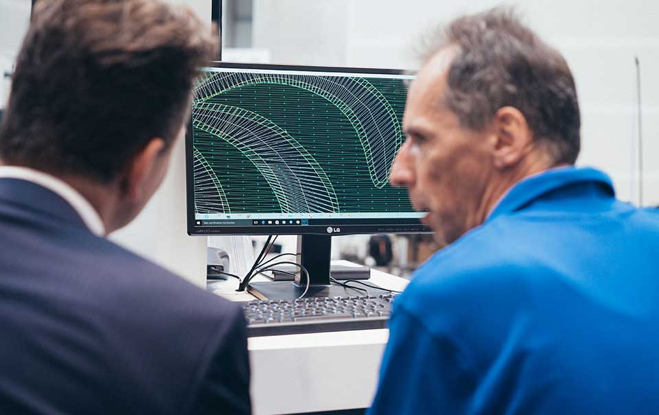 PC Software von ZSK