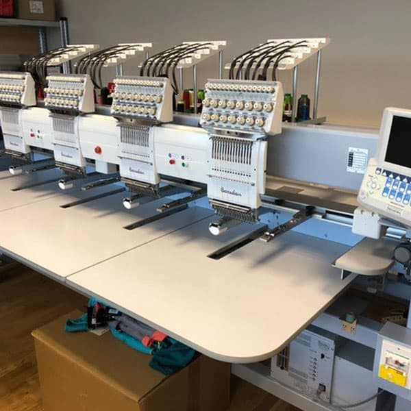 Zsk Embroidery Machines Used Embroidery Machines