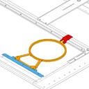 Single Frame in Flat Mode