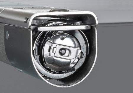 SPRINT 8 - ausgestattet mit dem schmalsten Freiarm  der Branche