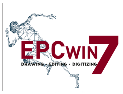EPCwin 7 - the new version of ZSK's digitizing software for the embroidery industry
