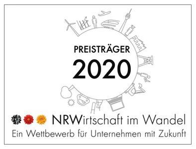 ZSK STICKMASCHINEN ist Preisträger 2020
