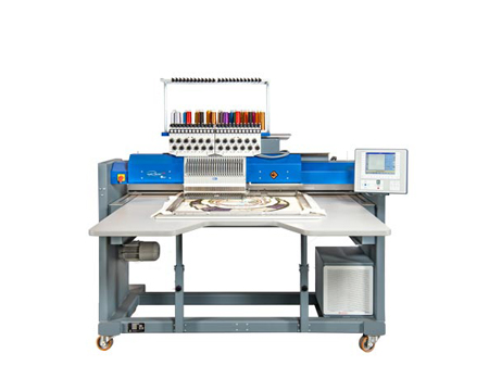 ZSK Embroidery Machines to rent  - RACER 1XL