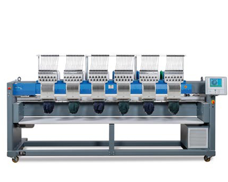 ZSK Embroidery Machines to rent  - RACER 6S