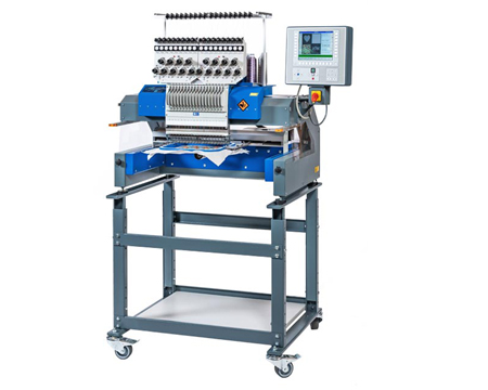 ZSK Embroidery Machines to rent  - SPRINT 7