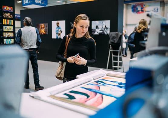 exhibition and events - ZSK Stickmaschinen