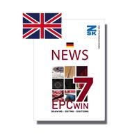 News zum Update EPCwin 7 (English)