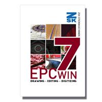 EPCwin 7 - Broschüre zur Sticksoftware für die professionelle Stickerei und technische Sticksysteme