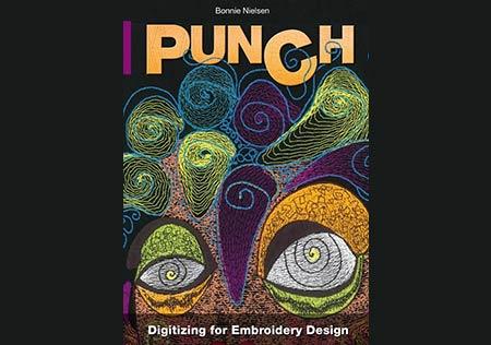 Punchen mit Bonnie Nielsen - ZSK Stickmaschinen