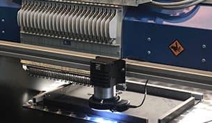 Vison System   ZSK Stickmaschinen
