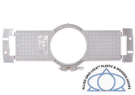 Premium Allied Grid-Lock™ Stickrahmen aus Kunststoff