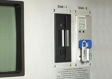 MCSA USB Drive  – ZSK Stickmaschinen